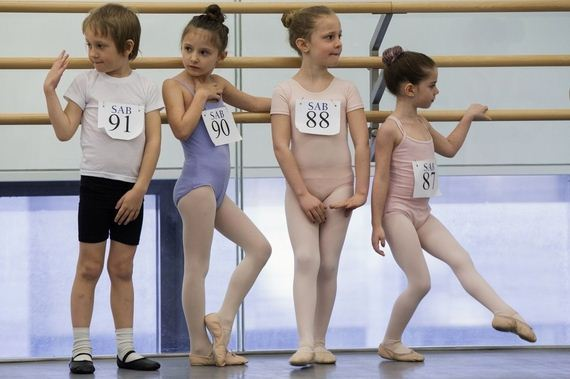 Ballet Auditions3
